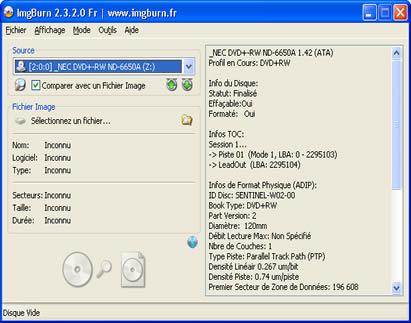 Telecharger Imgburn En Francais Et Gratuit Download