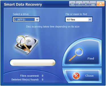 1 تحميل برنامج Smart Data Recovery 1.0 من برامج 2011/2012