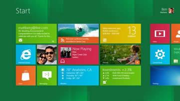 Windows 8 (infos et téléchargement)