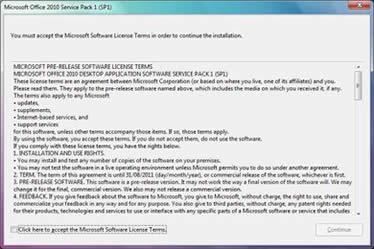 Office 2007 SP3 (infos et téléchargement)