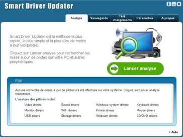 Smart Driver Updater (infos et téléchargement)