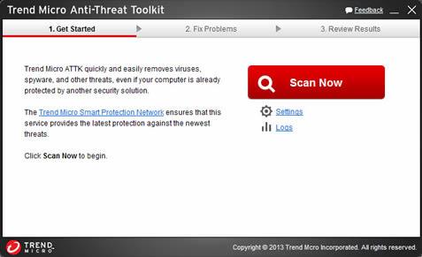 Trend Micro Anti-Threat Toolkit (infos et téléchargement)