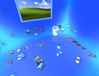 Bureau virtuel multi cran logiciel gratuit - Nspaces virtual desktop ...