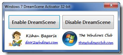 DreamScene Activator (infos et téléchargement)