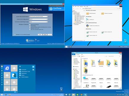 Windows 10 Transformation Pack - Telecharger gratuit
