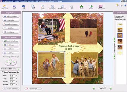 image photo montage cadre logiciel gratuit telechargement page 2