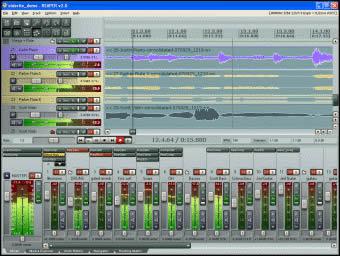 logiciel de montage audio multipiste gratuit