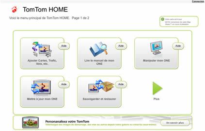 tomtom home installer