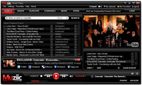 audio lecteur mp3 streaming logiciel gratuit. Black Bedroom Furniture Sets. Home Design Ideas