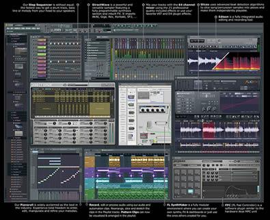 Audio mixage dj edition logiciel gratuit - Table de mixage virtuel gratuit en francais ...