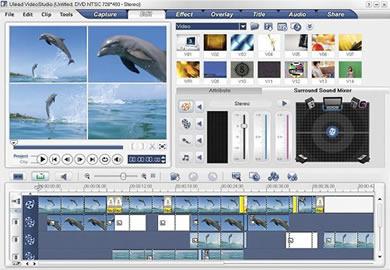 Corel Video Studio (infos et téléchargement)