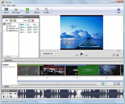 Videopad video editor gratuit télécharger with crack