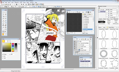 Manga Studio Debut Telecharger Gratuit