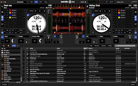 Les plus: Pour la première fois, Virtual DJ est proposé en version non commerciale gratuite avec un grand nombre de fonctions. À elles seules, les fonctions de base pour débutants et la prise en charge de 6 platines virtuelles suffisent à en faire un outil très performant pour les DJ.