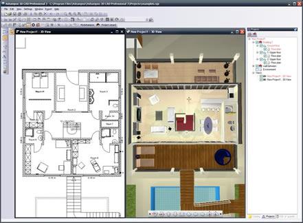 Ashampoo  3D CAD Architecture (infos et téléchargement)