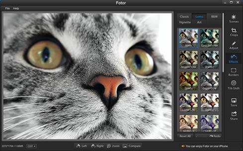 Telecharger fotor pour windows 7