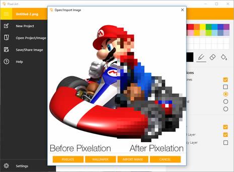 Pixel Art Telecharger Gratuit