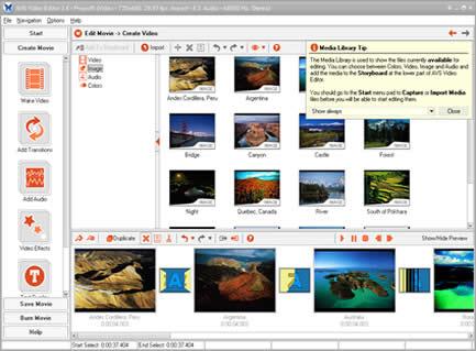 Скачать бесплатно Видео редактор, AVS Video Editor 6.0.1.182. коды к игре а