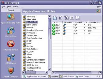 R-Firewall (infos et téléchargement)