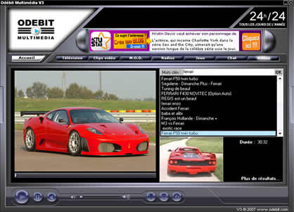 odebit multimedia gratuit