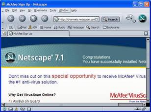 Netscape (infos et téléchargement)
