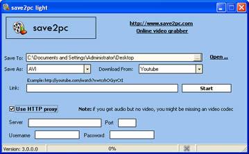 Save2pc Light (infos et téléchargement)