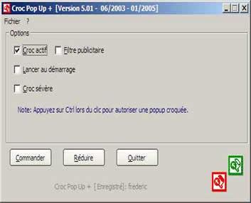 Logiciel gratuit qui bloque les pop up fast for Bloquer fenetre publicitaire chrome