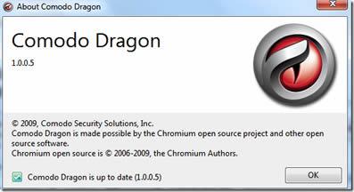 Comodo Dragon Internet Browser (infos et téléchargement)