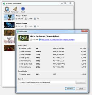 4K Video Downloader (infos et téléchargement)