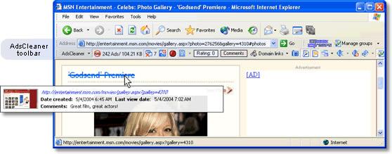 AdsCleaner (infos et téléchargement)