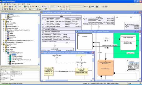Open ModelSphere (infos et téléchargement)