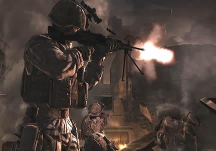 Call of Duty 4 : Modern Warfare (infos et téléchargement)