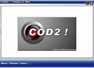 C.O.D - Cheat or Die ! (infos et téléchargement)
