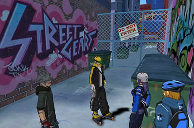 Street Gears (infos et téléchargement)