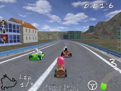 Mario Kart Fun