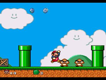Super Mario World (infos et téléchargement)