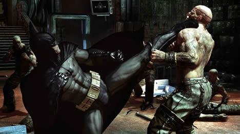 Batman : Arkham Asylum (infos et téléchargement)