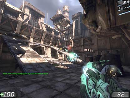 Unreal Tournament 3 (infos et téléchargement)