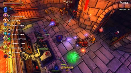 Dungeon Defense (infos et téléchargement)