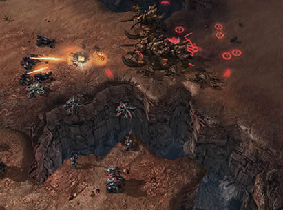 Starcraft 2 (infos et téléchargement)