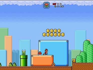 Super Mario Bros. X (infos et téléchargement)