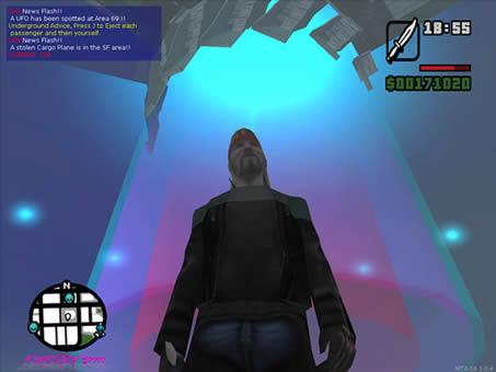 Multi Theft Auto : San Andreas (infos et téléchargement)