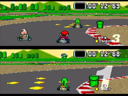 Super Mario Kart (infos et téléchargement)
