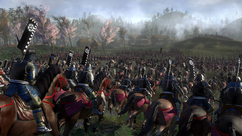Total War : Shogun 2 (infos et téléchargement)