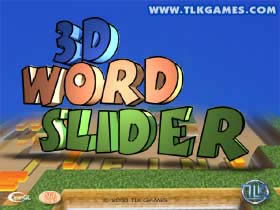 3D Word Slider (infos et téléchargement)