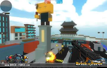 Brick Force (infos et téléchargement)