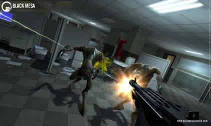 Black Mesa (infos et téléchargement)