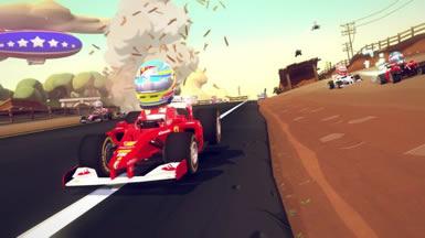 F1 Race Stars (infos et téléchargement)