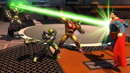 DC Universe Online (infos et téléchargement)