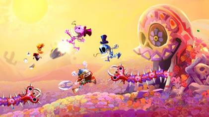 Rayman Legends (infos et téléchargement)